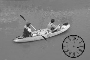 kayak fishing history
