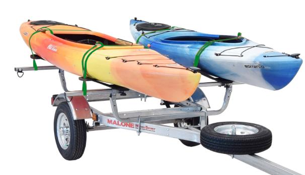 Best Kayak Trailer for Two Kayaks