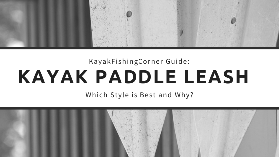 Kayak Paddle Leash