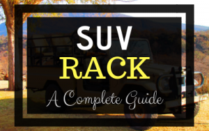 SUV kayak racks