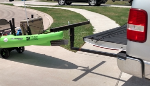 Best Truck Kayak Trailer