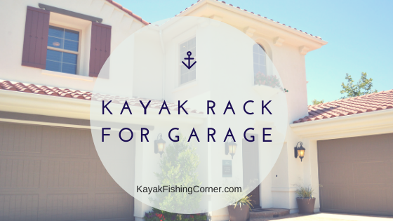 garage kayak rack
