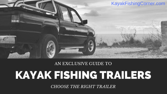 kayak fishing trailers