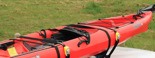 Top 5 Straps for Kayak Trailer