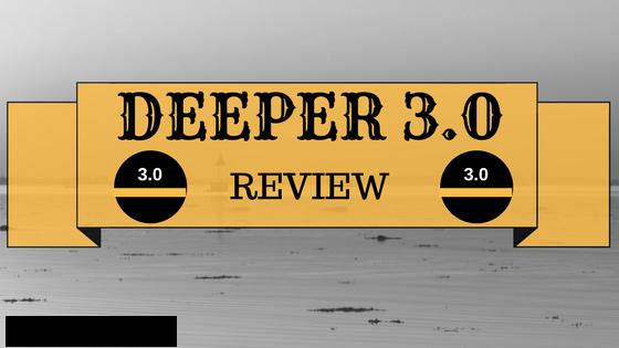 deeper smart fishfinder 3