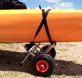 standard kayak trolley