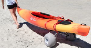 Kayak Beach Cart