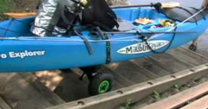 best kayak trolley