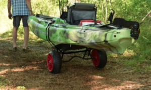 Kayak Beach Trolley