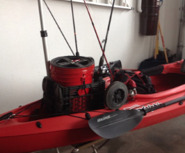 kayak trolleys for kayak fishing