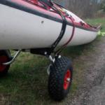Sit In Kayak Cart