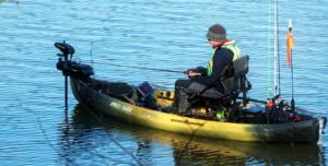 Best Kayak Trolling Motor Battery