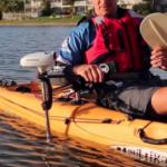 Kayak Trolling Motor Mount