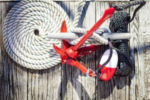 how to kayak anchor