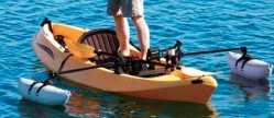 Inflatable Kayak Outrigger