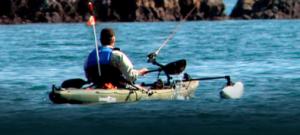 Inflatable Kayak Outrigger