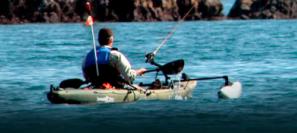 Inflatable Kayak Stabilizer
