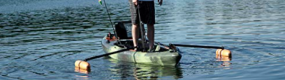 Kayak Stabilizer for Kayak Fishing