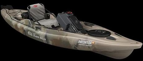 Electric Kayak