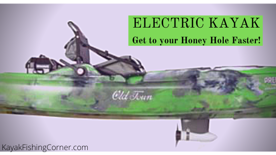 electric kayak