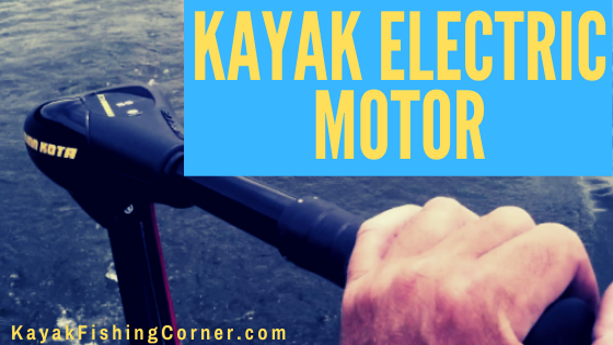 kayak electric motor