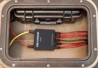 Trolling Motor Battery Box