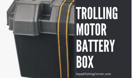 trolling motor battery box