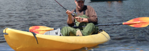 Lightweight Kayak Paddle