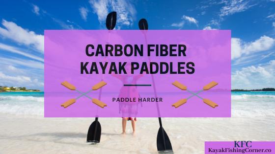 carbon fiber kayak paddle fi