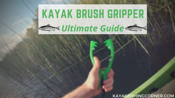 Kayak Brush Gripper