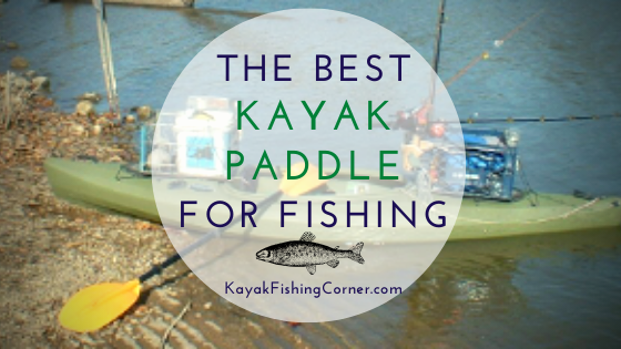 Best Kayak Paddle for Fishing