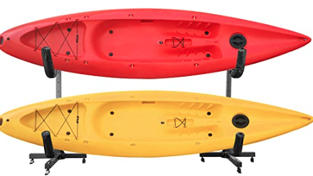 How to Use a Kayak Rack for Dock